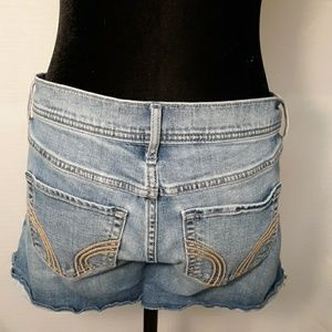 Hollister Midi Shorts